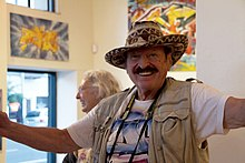 "Jim at the 1AM Gallery Show, ""The Classics"" in 2010. San Francisco, CA..jpg"