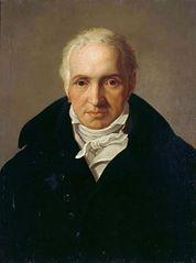 Bildnis des Landschaftsmalers Janus Genelli