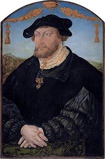 John III of the Palatinate Administrator of the Bishopric of Regensburg