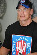 Schauspieler John Cena