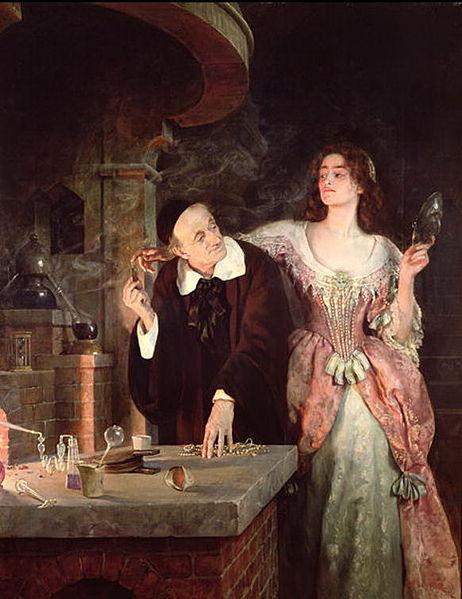File:John Collier, 1895 - The Laboratory.jpg
