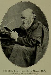 John E. B. Mayor English classical scholar