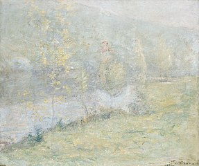 Misty May Morn