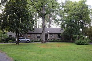 Johnswood United States historic place