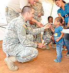 Joint Task Force-Bravo's Medical Element provides care to nearly 1,000 in Honduran village 140424-Z-BZ170-007.jpg