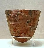 Incipient Jōmon pottery