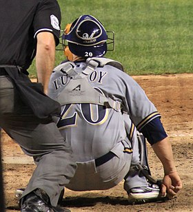Jonathan Lucroy on August 2, 2010.jpg