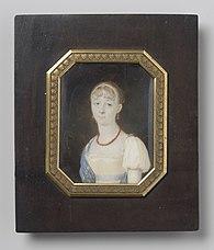 Jonkvrouw Johanna Cornelia Mollerus (1792-1844)