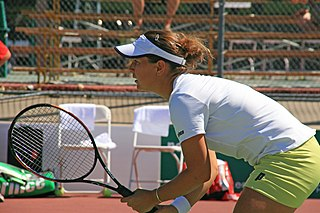 Jorgelina Cravero Argentine tennis player