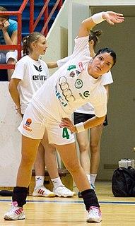 Jovanka Radičević Montenegrin handball player