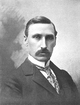 Richard Elihu Sloan - Judge Richard E. Sloan, c. 1901