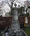 Juedischer Friedhof Mannheim 40 Heinrich Levi fcm.jpg