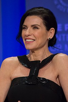 Julianna Margulies - the hot, beautiful, sexy,  actress  with Jewish, Hungarian, Romanian, Russian,  roots in 2018