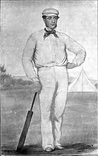Julius Caesar (cricketer) - Image: Julius Caesar (cricketer)