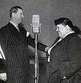 June Richmond on Swedish National Radio.jpg