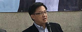 Junius Ho - Junius Ho Kwan-yiu in 2018