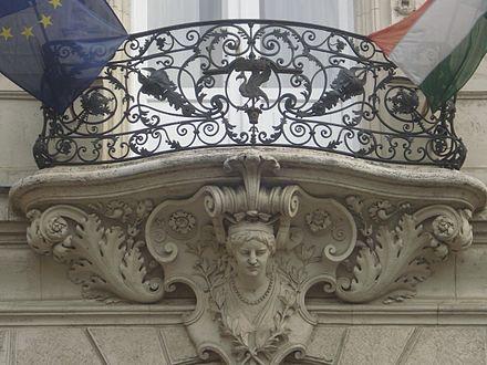 palais károlyi budapest