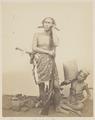 KITLV 4375 - Isidore van Kinsbergen - Goesti Ngoera Ketoet Djilantik, raja of Boeleleng in hunting garb - 1865.tif
