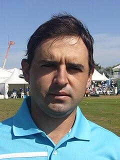 Fabrizio Zanotti Paraguayan golfer