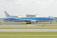 PH-BVI - B77W - KLM