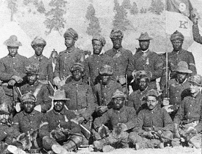 a report on the buffalo soldiers in the united states army Resources for educators  buffalo soldiers this primary source  the united states army was deployed to hundreds of isolated forts and posts.