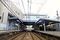 Kagetsuen-mae Station platforms full view - june 14 2015.jpg