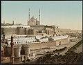 Kairo, la Citadelle LCCN2017657143.jpg