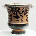 Kalathos, 6th c.BC, Pontic Olbia, National Museum of Serbia.jpg