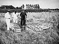 Kamp Amersfoort. Opgraving en identificatie en berging. Landmijnen, opgegraven i, Bestanddeelnr 901-1549.jpg