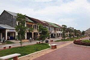 Kampot (city) - Image: Kampot 20110429 050