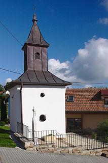 Lhota u Lysic Municipality in South Moravian, Czech Republic