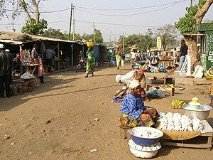 Kara, Togo - Image: Kara 1