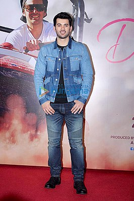 Karan Deol grace the trailer launch of the film Pal Pal Dil Ke Paas.jpg
