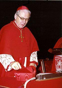 Cardinal Bernardus Johannes Alfrink