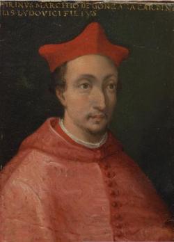 Kardinal Pirro Gonzaga Bischof von Modena.PNG