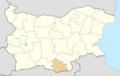 Kardzhali Province location map.png