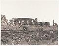 Karnak (Thèbes), Enciente du Palais Vue du Point H MET DP138581.jpg