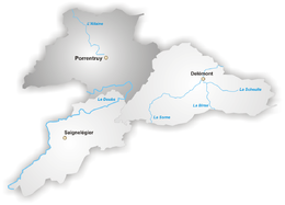 District Porrentruy