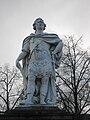 Kassel Friedrich 2 Statue.JPG