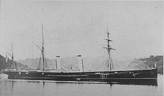 Japanese warship Kasuga - Japanese warship Kasuga