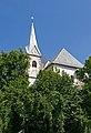 Kath. Pfarrkirche St. Primus und Felicianus Maria Wörth Juli 2018 02.jpg