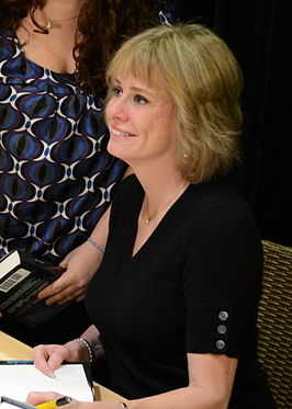 Kathy Reichs in 2010