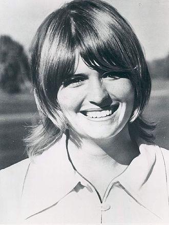 Kathy Ahern - Ahern in 1972