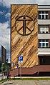 Katowice Bankowa 11 mosaic.jpg