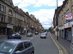 North Street i Keighley