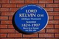 Kelvin plaque, Belfast - geograph.org.uk - 585982.jpg