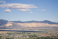 Kennecott Bingham Canyon Mine Seen From West Jordan, Utah.jpg