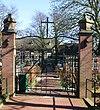 Begraafplaats van de Sint-Willibrorduskerk