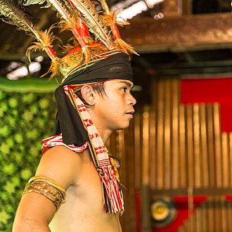 Murut people - Image: Kg Kuai Kandazon Sabah Monsopiad Cultural Village 23
