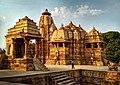 Khajuraho temples - Chattarpur - Madhya Pradesh - DSC001.jpg